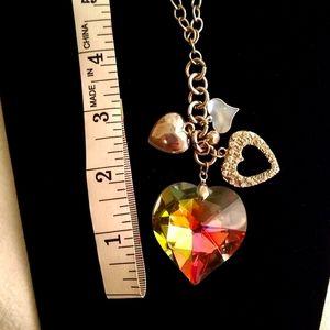 Heart Gem Necklace
